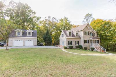 Ashland Single Family Home For Sale: 14151 Horseshoe Bridge Road