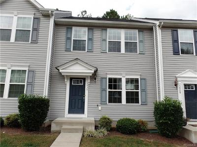Chesterfield County Condo/Townhouse For Sale: 5930 Brewster Court #5930