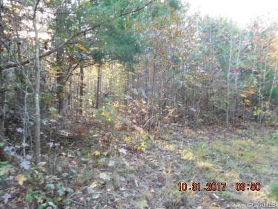 Powhatan Residential Lots & Land For Sale: 1193 Flippin Road