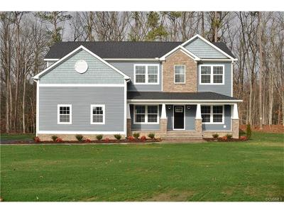 Hanover Single Family Home For Sale: 11257 Hanover Courthouse Road
