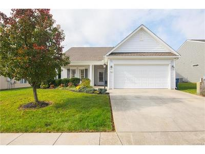 Henrico Single Family Home For Sale: 7416 First Landing Court