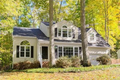 Chesterfield Single Family Home For Sale: 625 Brighton Drive