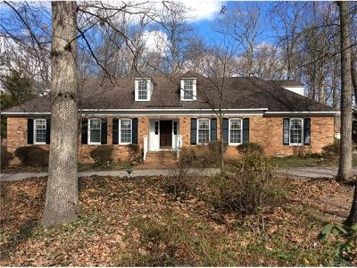 Chesterfield VA Single Family Home For Sale: $489,900