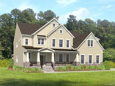 Midlothian Single Family Home For Sale: 2307 Prenoman Lane