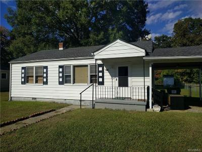South Chesterfield Single Family Home For Sale: 5714 Beechnut Avenue