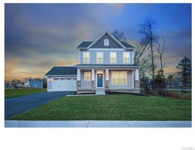 Glen Allen Single Family Home For Sale: 12216 Manor Crossing Drive