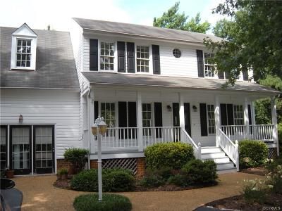 Glen Allen Single Family Home For Sale: 9729 Olde Milbrooke Way