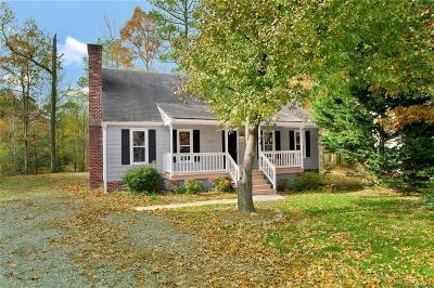 Chesterfield VA Single Family Home For Sale: $161,000