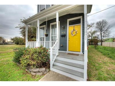 Richmond Single Family Home For Sale: 1106 North 26th Street