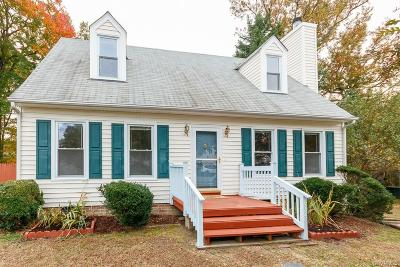 Henrico Single Family Home For Sale: 6728 Wilber Circle