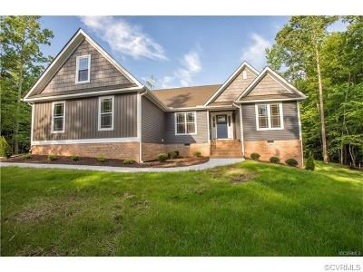Powhatan Single Family Home For Sale: 2246 Branch Forest Way