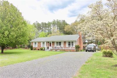 Louisa Single Family Home For Sale: 333 Wagner Farm Road