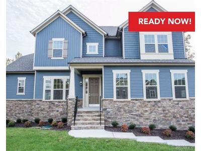 Midlothian Single Family Home For Sale: 15467 Sultree Drive