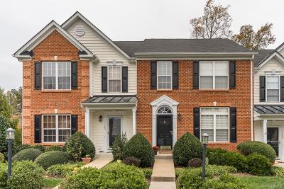 Glen Allen Condo/Townhouse For Sale: 11487 Abbots Cross Lane #11487