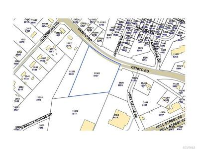 Midlothian Residential Lots & Land For Sale: 11501 Genito Road