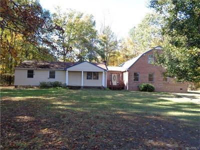 Hanover Single Family Home For Sale: 31134 Edgar Road