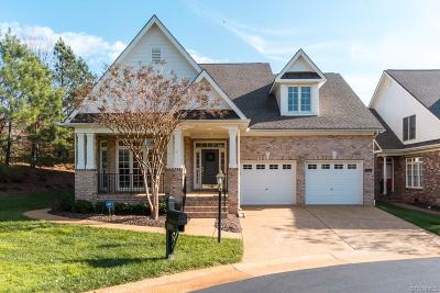 Richmond Single Family Home For Sale: 3019 East Martins Grant Circle