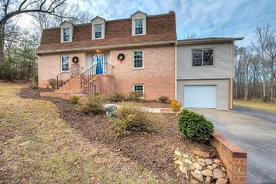 Hanover County Single Family Home For Sale: 14964 Scotchtown Road