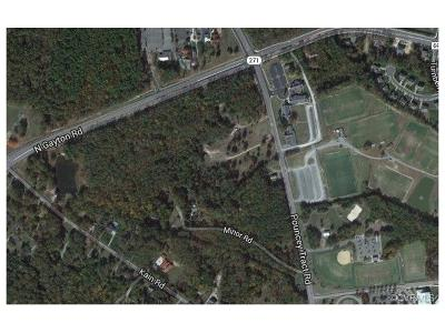 Glen Allen Residential Lots & Land For Sale: 4790 Pouncey Tract Road