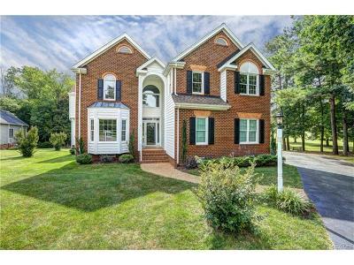 Glen Allen Single Family Home For Sale: 5901 New Harvard Place