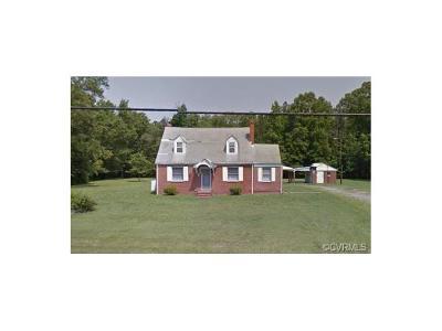 Glen Allen Single Family Home For Sale: 2122 Francis Road