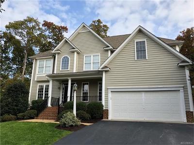 Glen Allen Single Family Home For Sale: 12025 Amberwood Lane