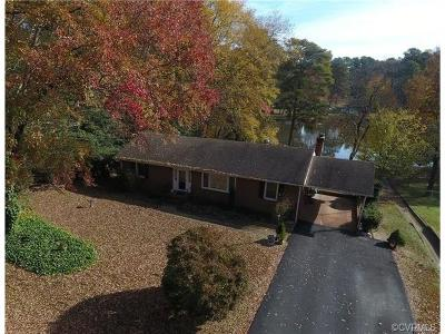 North Chesterfield VA Single Family Home For Sale: $245,000