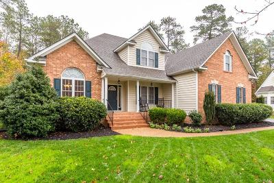 Chesterfield VA Single Family Home For Sale: $350,000