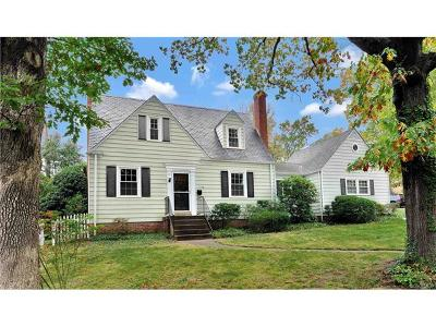 Henrico Single Family Home For Sale: 1106 Foxcroft Road