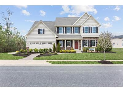 Prince George VA Single Family Home For Sale: $284,990