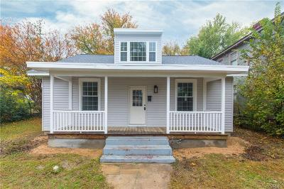 Richmond Single Family Home For Sale: 3306 Forest Hill Avenue