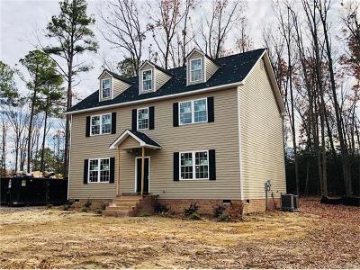 Henrico Single Family Home For Sale: 1615 Main Boulevard