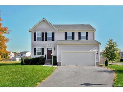 Henrico Single Family Home For Sale: 7127 Windsor Castle Way