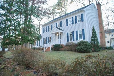 Midlothian Single Family Home For Sale: 342 Rossmere Drive