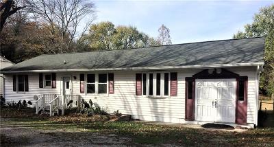 Chester Single Family Home For Sale: 3030 South Street