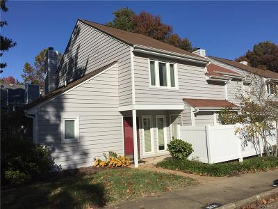 Midlothian Condo/Townhouse For Sale: 1500 Sycamore Square Drive #1500