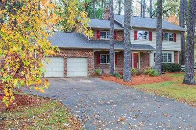 Henrico Single Family Home For Sale: 514 Diane Lane