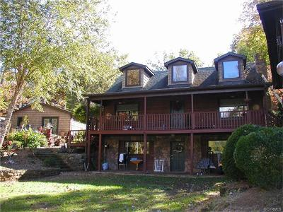 Brunswick County Single Family Home For Sale: 6723 Gasburg Road