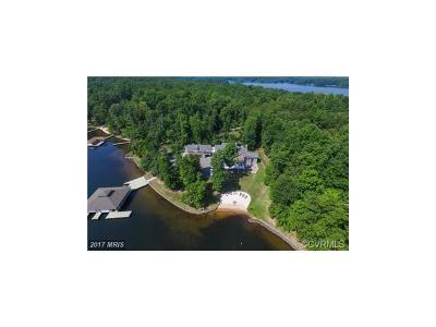 Bumpass VA Single Family Home For Sale: $2,850,000
