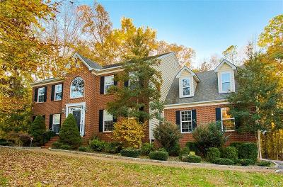 Chesterfield VA Single Family Home For Sale: $349,900