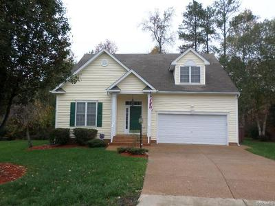 Chesterfield Single Family Home For Sale: 9001 Spyglass Hill Turn