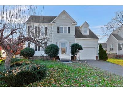 Richmond Single Family Home For Sale: 6913 Vanderbilt Avenue