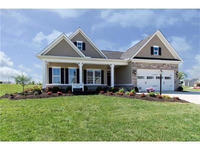 Mechanicsville Single Family Home For Sale: 9117 Thorton Way