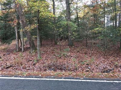Henrico Residential Lots & Land For Sale: Willis Church Road