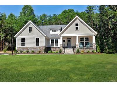Powhatan Single Family Home For Sale: 3718 Whitechurch Court