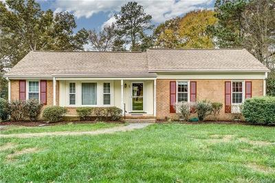 Henrico Single Family Home For Sale: 1712 Lauderdale Drive