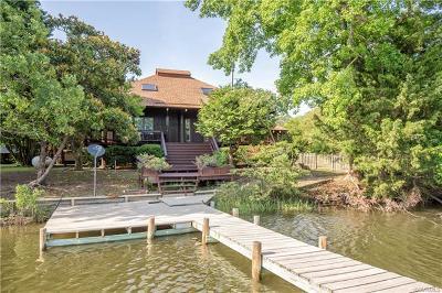 Deltaville VA Single Family Home For Sale: $399,950