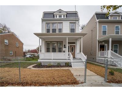 Mechanicsville Single Family Home For Sale: 1422 Mechanicsville Turnpike