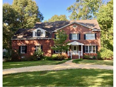 Hanover County Single Family Home For Sale: 9325 Joyce Lane