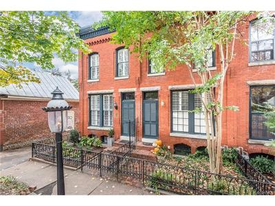 Richmond Single Family Home For Sale: 102 North Plum Street